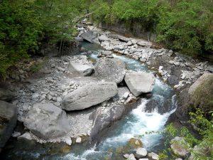 Un torrente lunigianese