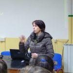 L'assessore Clara Cavellini