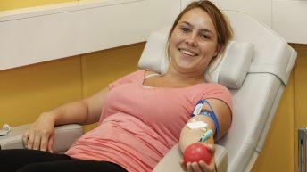 """""""Donate sangue, non c'è alcun rischio"""""""