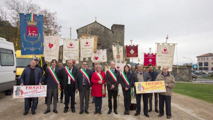 """I """"Fratres"""" di Filattiera annunciano la festa del quarantennale"""