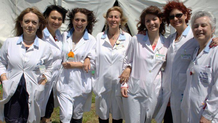 L'opera di vicinanza ai malati del volontariato A.V.O.