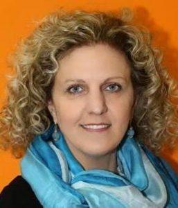 """La capogruppo del gruppo consiliare di Aulla """"Idee in Comune"""", Maria Grazia Lombardi."""