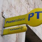La sede di un ufficio postale