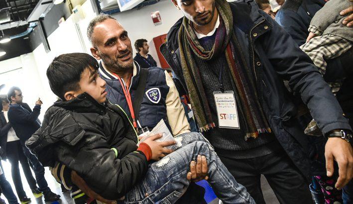 """Accoglienza profughi: a Padova, una parrocchia dal """"cuore grande"""""""
