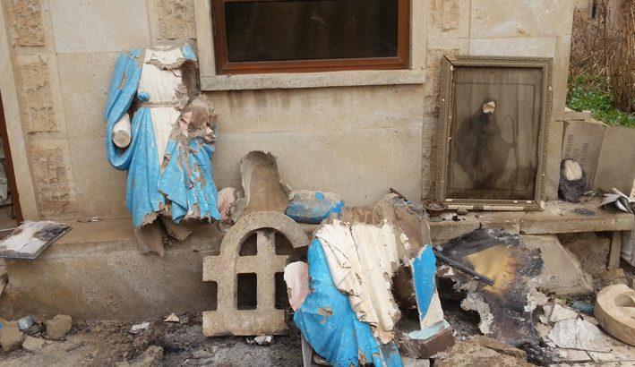Il calvario dei cristiani della Piana di Ninive