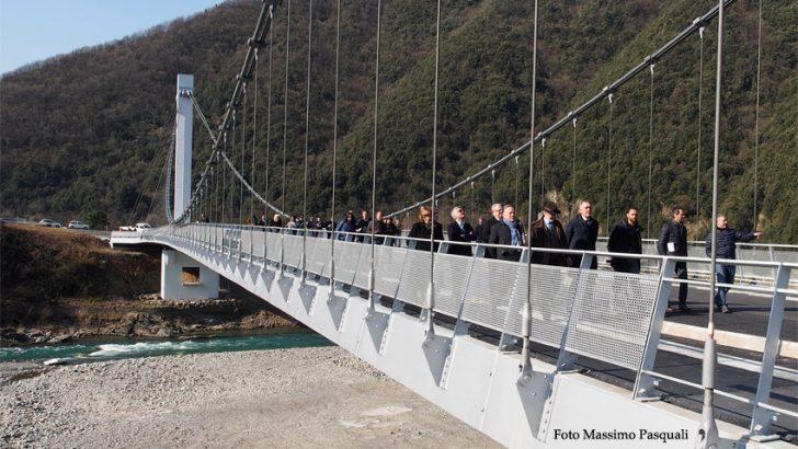 Per l'apertura del ponte di Stadano manca solo il collaudo