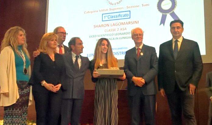 Premiata a Roma una studentessa di Villafranca