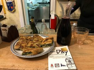 Tourday torta e vino