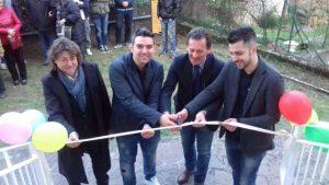 Inaugurazione nuovo ambulatorio a Licciana