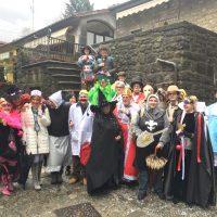 A Grondola un Carnevale pieno di vita nonostante la stagione avversa