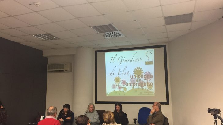 """Tavernelle di Licciana: al via i lavori per realizzare """"Il giardino di Elsa"""""""