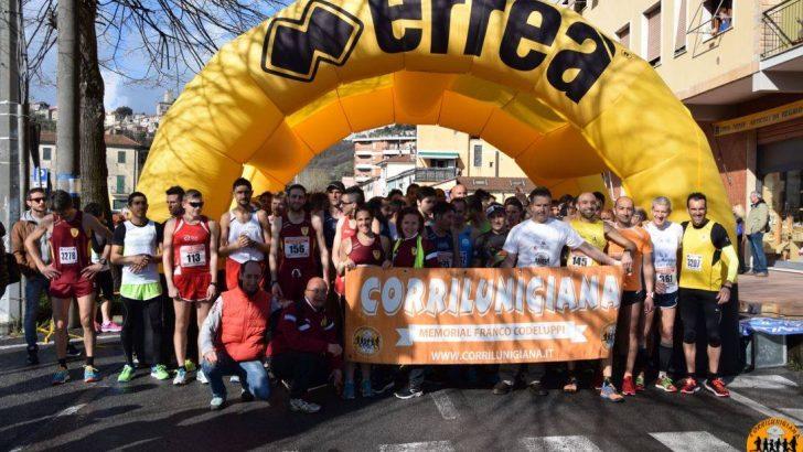 """Corrilunigiana: successo per la 1a edizione della """"Corri Arcola"""""""