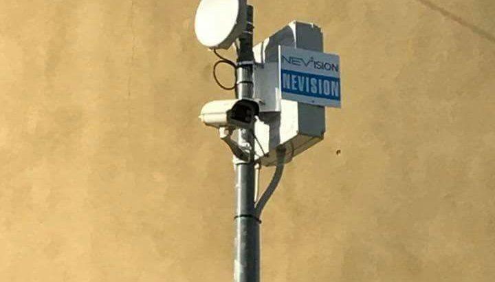Tresana: attivo un sistema di video sorveglianza