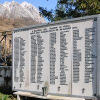 Itinerario sui nostri luoghi della Memoria