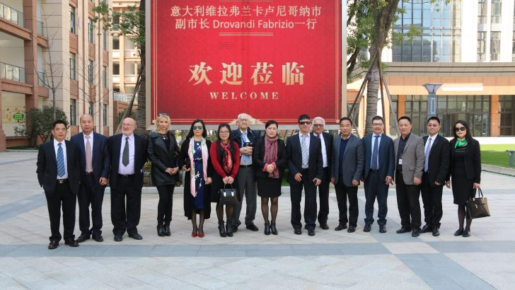 Tra Cina e Lunigiana si aprono dei canali economici?