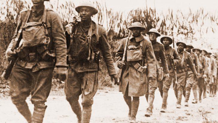 1917: continua la guerra che l'intervento degli Stati Uniti non fa finire