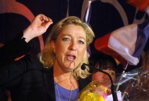 Marine Le Pen, 48 anni