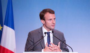 Emmanuel Macron, 39 anni
