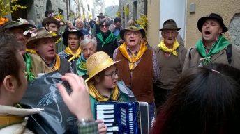 """Montereggio: partono gli appuntamenti con il """"Canto del Maggio"""""""