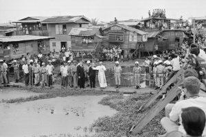 Novembre 1970: Papa Paolo VI nelle Filippine