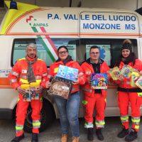 P.A. Valle del Lucido: bilancio 2016 positivo per l'impegno e la disponibilità al servizio