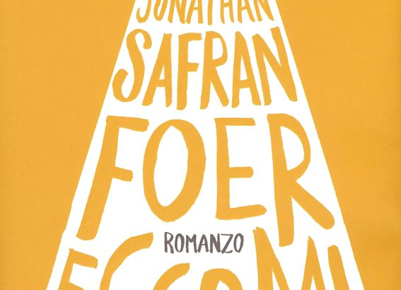 """Eccomi"" di Jonathan Safran Foer"