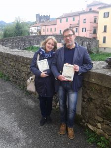 Alessandra Magnavacca e Domenico Bertoli