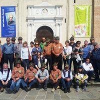 Il Coro e gli Alpini di Bagnone al raduno nazionale di  Treviso