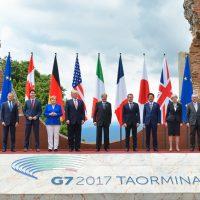 G7 a Taormina: tante tensioni e pochi risultati concreti