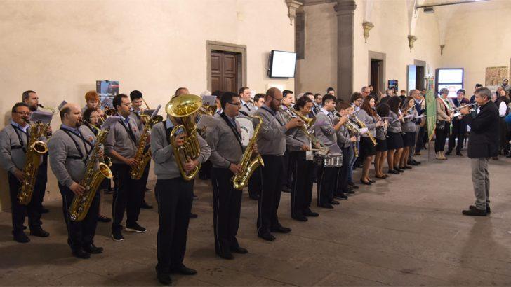 """La Musica Cittadina Pontremoli alle """"Domeniche delle Bande"""""""