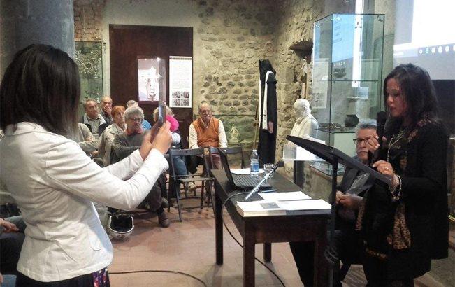 """Presentata ad Aulla la ricerca di Filippo Pittiglio """"Il monastero delle Clarisse di Massa"""""""