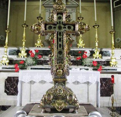 Venerata a Bagnone la S. Croce