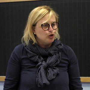 L'ex sindaco di Aulla Silvia Magnani