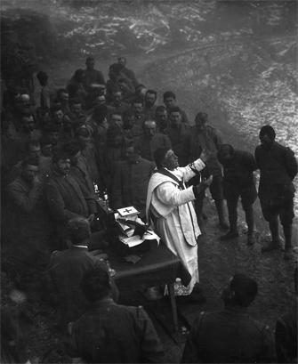 La fede nella Prima Guerra Mondiale