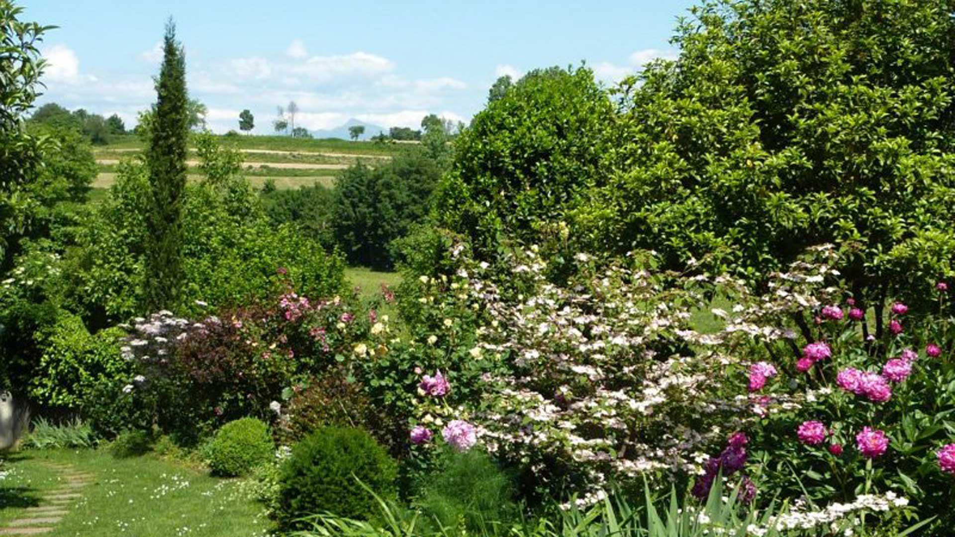 Anche in lunigiana parte l iniziativa giardini aperti for Programma progettazione giardini
