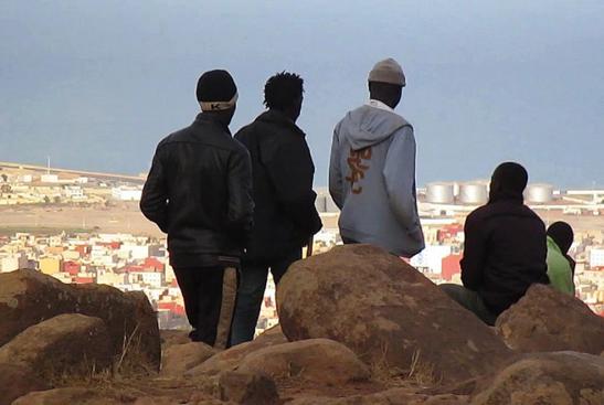 Abou Bakar Sidibé racconta i disperati in attesa di realizzare un sogno