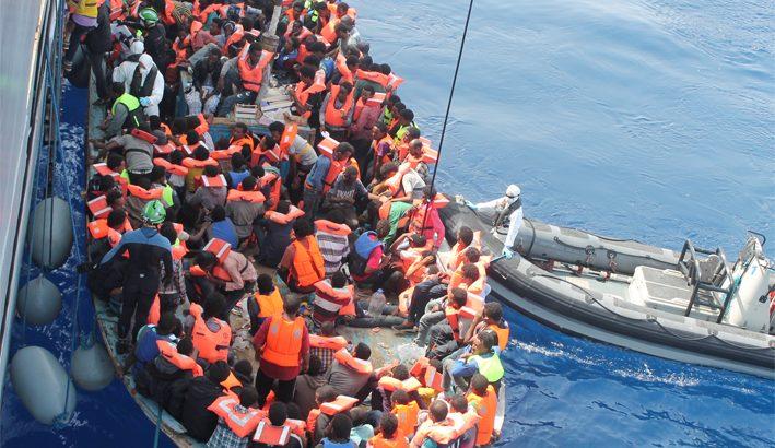 Richiedenti asilo: il calo degli arrivi non è sempre positivo