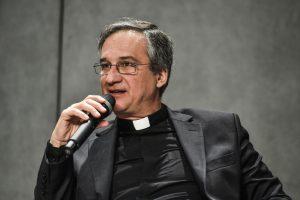 Mons. Dario Edoardo Viganò, Prefetto della Segreteria per la Comunicazione della Santa Sede
