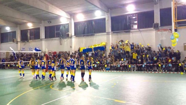 Volley: vittoria sia per l'Orsaro Volley che per il Volley Lunigiana