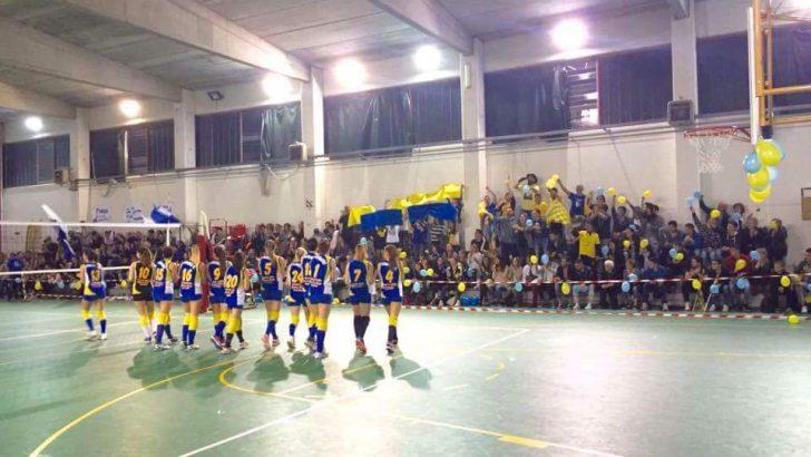 Volley: l'Orsaro Filattiera lotta ma si deve arrendere alla classe dell'UPC Volley