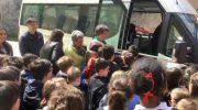 Fivizzano: inaugurati due nuovi mezzi scolastici