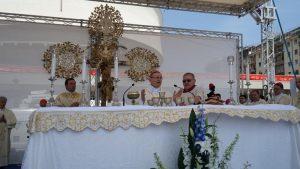 La Spezia _ Cerimonia di beatificazione di Itala Mela