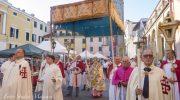 La festività del Corpus Domini