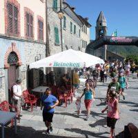 A Montereggio successo per il Cammino delle Maestà a 6 Zampe