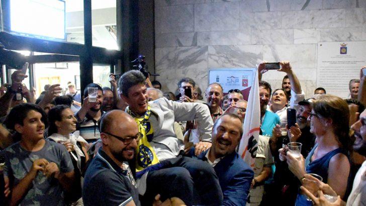 La sinistra perde Carrara a vantaggio di Francesco De Pasquale