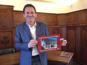 Enzo Manenti, il segretario provinciale del Partito Democratico