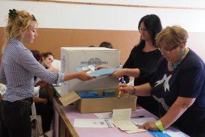 Elezioni comunali 2017 voto a