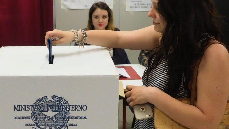 Elenco dei candidati