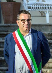 Il sindaco di Mulazzo Claudio Novoa