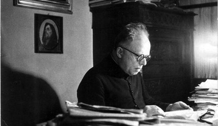 Don Primo Mazzolari e i pontefici, storia di  amore e di sofferenza